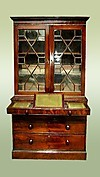 FABULOUS 1840's ENGLISH GEORGIAN Bookcase