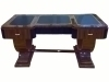 VERY BEST Art Deco style Makassar  Desk