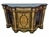 in 8 weeks Fine Louis XV Boulle Credenza sideboard