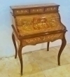 in10 weeks Quality Louis XV Style marquetry Lady's desk