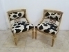 Classic Louis XV PAIR of armchairs