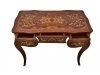 CLASSIC walnut Marquetry Louis XV style Lady's desk