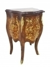 Perfect side table/commode Louis XV style
