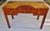 SPECTACULAR Art Deco inspired marquetry desk
