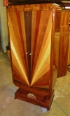 Absolutely Fabulous Art Deco style cabinet/bar
