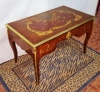 Superbly ornate marquetry NAPOLEON LADIE'S DESK
